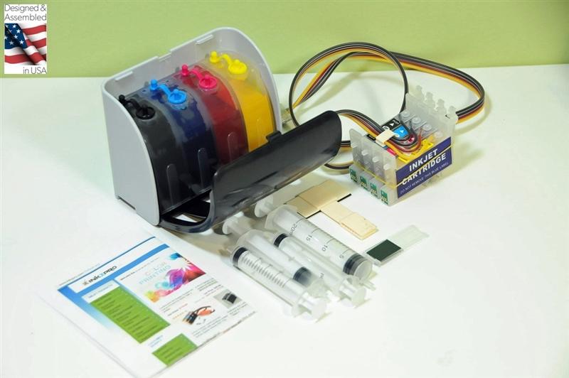 Sublimation Continuous Ink System Epson C68 C88 C88