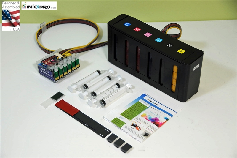 Ecopro Series Continuous Ink System Ciss Epson Artisan