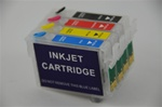 Refillable Ink Cartridge for EPSON Workforce 40 500 600 610 615 NX510 CIS CISS ARC