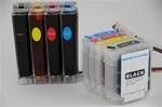 Continuous ink system  for HP Officejet Pro K550/ K850/ K550dtwn