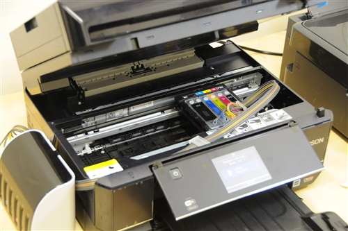 Continuous Ink System For Epson Expression Premiumhome Xp