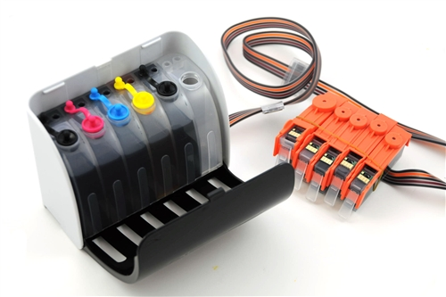 Continuous Ink Supply System For Hp 7510 7515 7520 All In