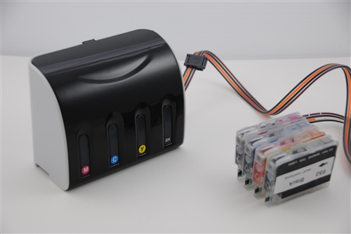 This Continuous Ink Supply System Ciss Is Designed For Hp