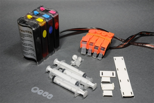 Continuous Ink Supply System Ciss For Hp Officejet 7500a