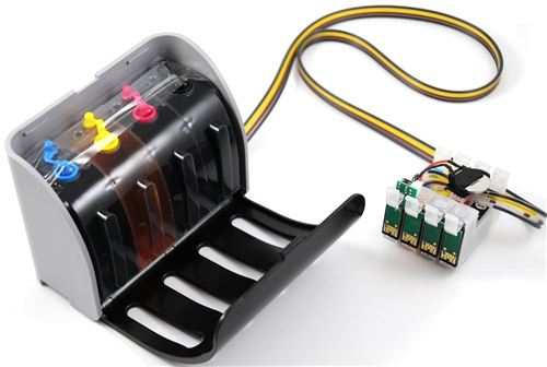 Continuous Ink System For Epson Expression Home Xp 400 Xp 200 Small