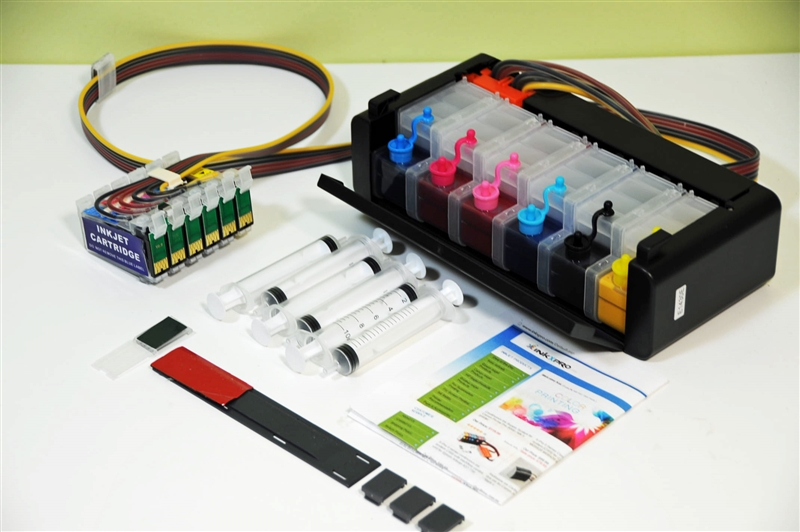 INKXPRO ECOPRO series Dye Sublimation ink continuous ink system CISS for  Epson Artisan 1430