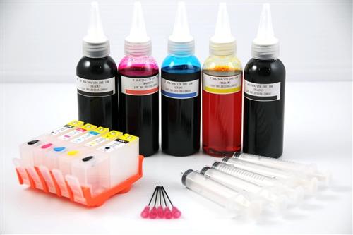 einkshop 363 Compatible Refillable Ink Cartridge