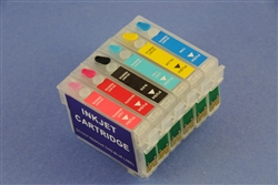 Refillable Ink Cartridge for Epson Artisan 50 CIS CISS ARC