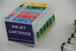 Refillable Ink Cartridges Epson Artisan 835 837 730