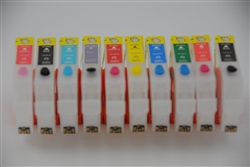 refillable ink cartridges for Canon Pixma Pro9500 printer