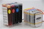Continuous ink system  for HP Officejet Pro K5300/ K5400/ L7580/ L7780