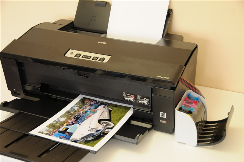 XPRO V series Dye Sublimation ink continuous ink system CISS for Epson  Artisan 1430 photo stylus 1400