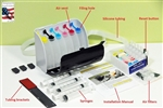 New Continuous ink supply system CISS for Epson Artisan 730 printer