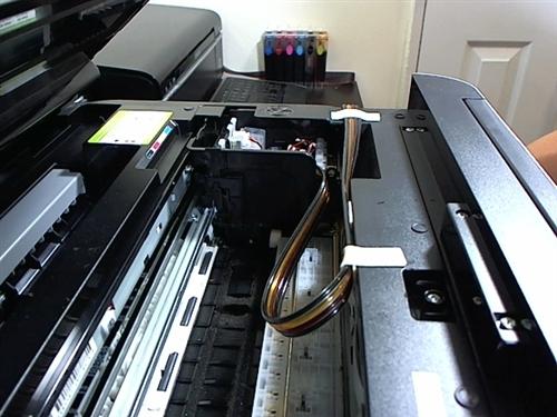 manually reset epson ink cartridge