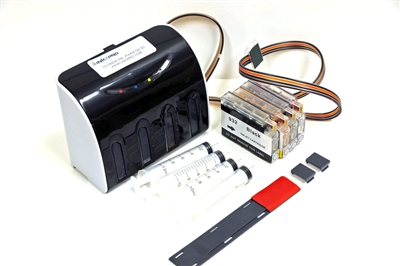 This continuous ink supply system CISS is designed for  HP Officejet Pro 8610 8620 8630 8625 printer