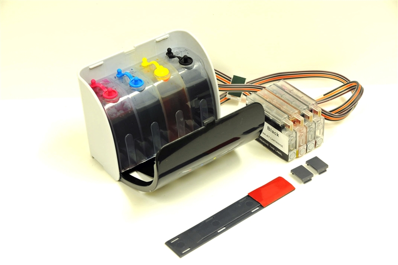 XPRO III Series Continuous ink system CISS for HP Officejet Pro 8610 8620  8630 8625 printer (Latest Update)