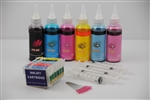 ink refill cartridge kit for Epson Artisan 800 810 710 835 725 730 837